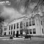 Tuscola county courthouse Caro Michigan