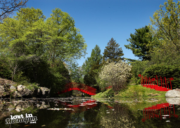 dow gardens Midland Michigan