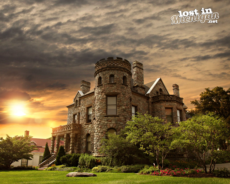 castle house grand rapids michigan