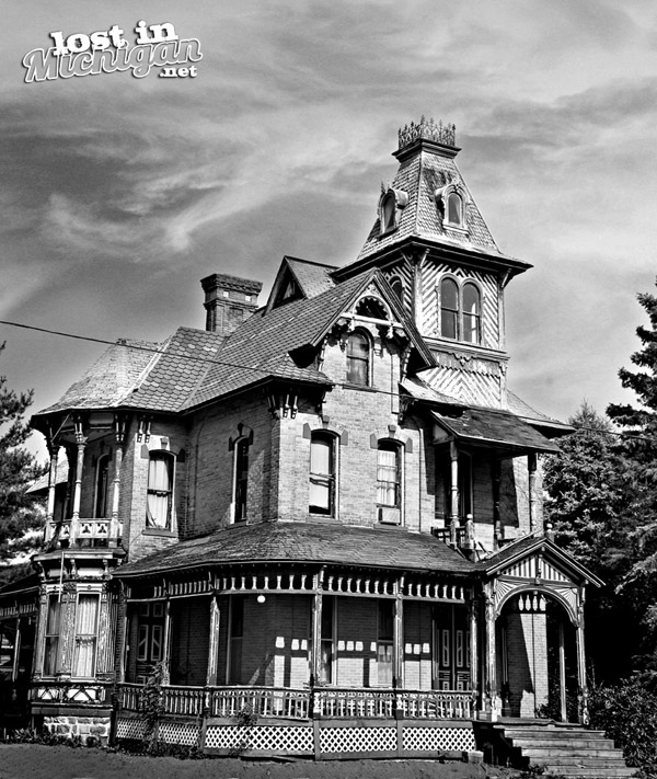 Haunted Abandoned Places In St Louis: 9 Haunted Or Spooky Spots In Michigan