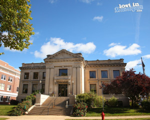 manistee library
