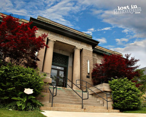 petoskey library