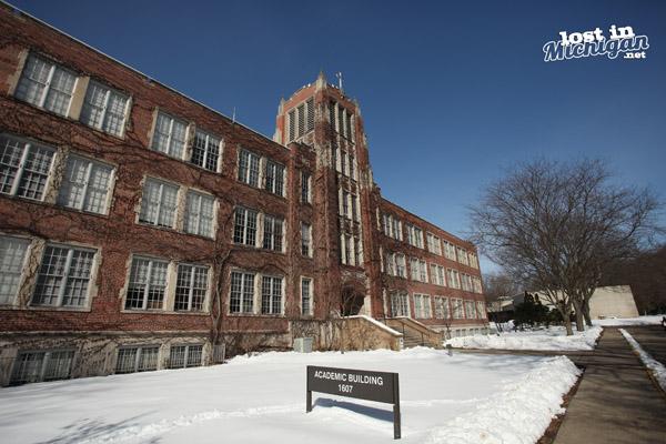 Aquinas College Grand Rapids Michigan