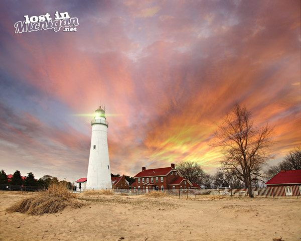 Fort Gratiot Lighthouse
