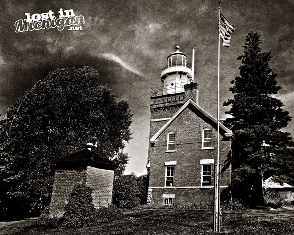 Haunted Big Bay Lighthouse