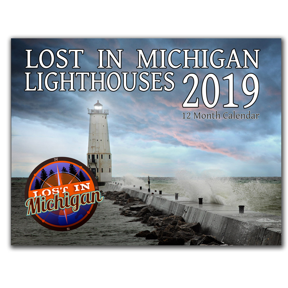 Michigan Calendar 2019 Lost In Michigan | Calendar GiveawayCalendar Giveaway   Lost In