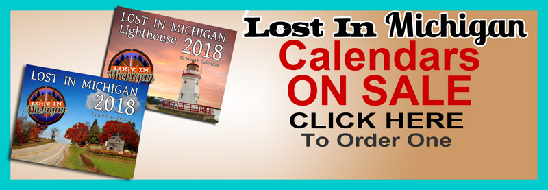 the 2018 lost in michigan wall calendars are now in stock and on sale this week they are the lowest price of the season for those of you who order early