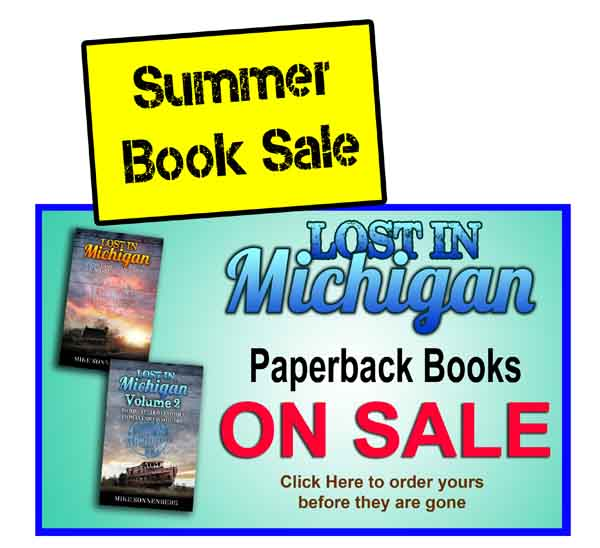 Mike Sonnenberg – Lost In Michigan
